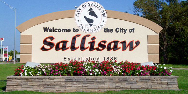 Welcome to the City of Sallisaw - Established 1886