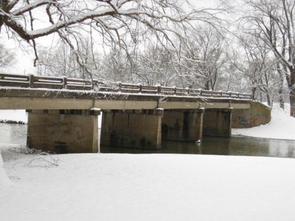 Sallisaw Creek Park Bridge